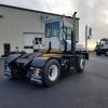 Capacity yard truck rear view