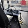 Capacity yard truck interior view