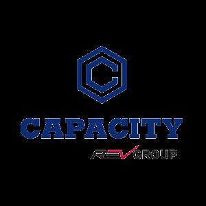 Capacity Yard Truck Logo