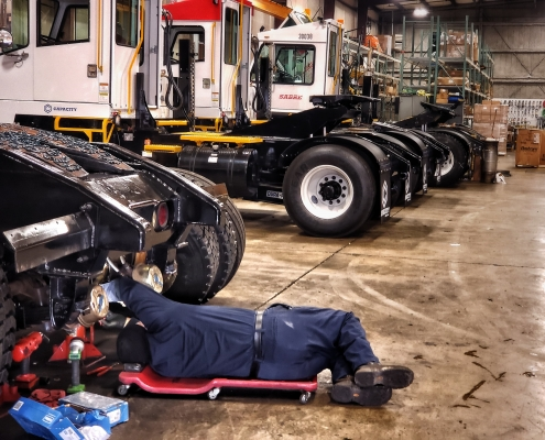 Yard Truck Services