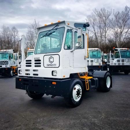 Capacity Yard Truck