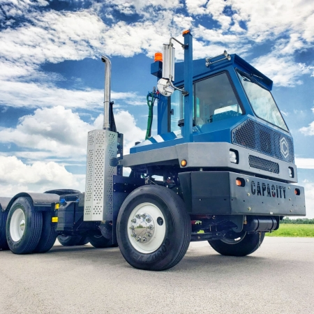 2020 Capacity TJ6500 Tandem DOT ( Street Legal )