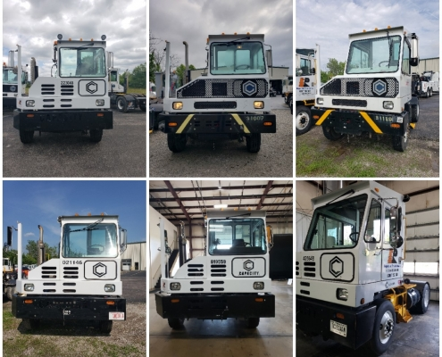 Yard Truck Rentals