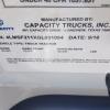 2016 Capacity Sabre 5 DOT